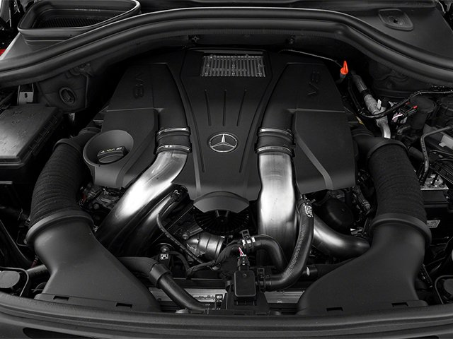 2014 Mercedes-Benz M-Class Prices and Values Utility 4D ML550 AWD V8 Turbo engine