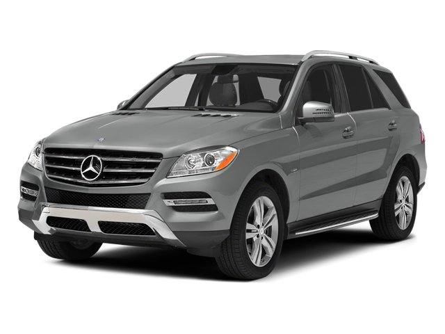 2014 Mercedes-Benz M-Class Prices and Values Utility 4D ML350 BlueTEC AWD V6
