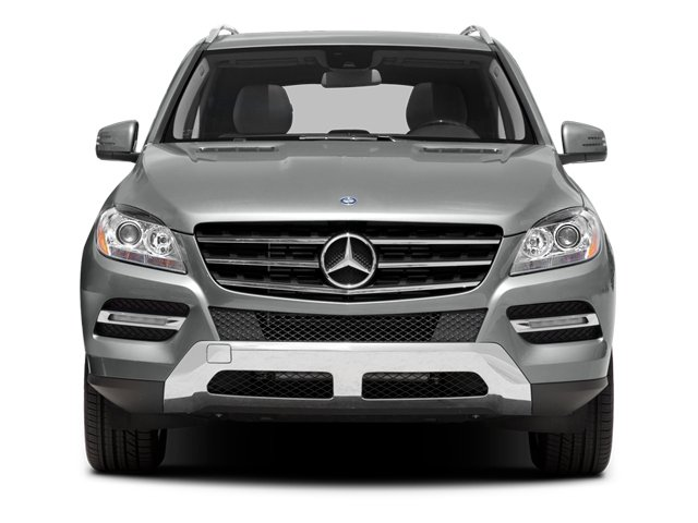 2014 Mercedes-Benz M-Class Prices and Values Utility 4D ML350 BlueTEC AWD V6 front view