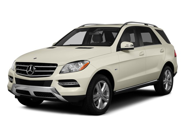 2014 Mercedes-Benz M-Class Prices and Values Utility 4D ML350 AWD V6