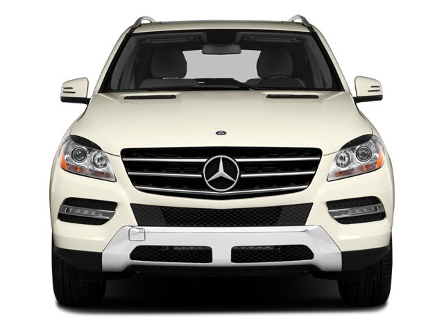 2014 Mercedes-Benz M-Class Prices and Values Utility 4D ML350 AWD V6 front view