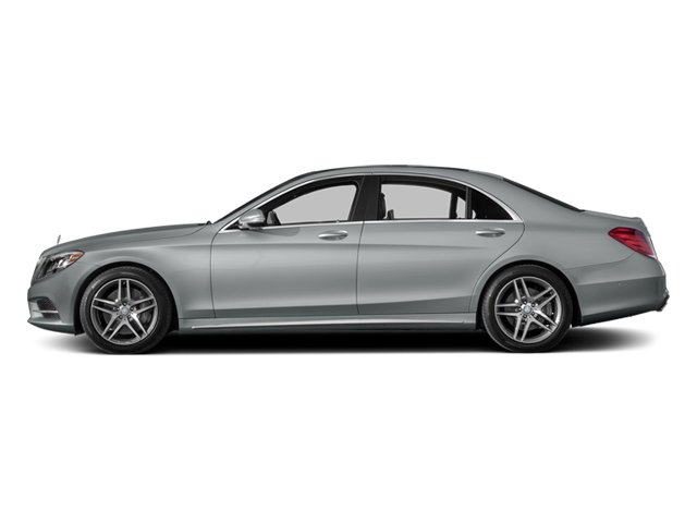 2014 Mercedes-Benz S-Class Prices and Values Sedan 4D S550 AWD side view
