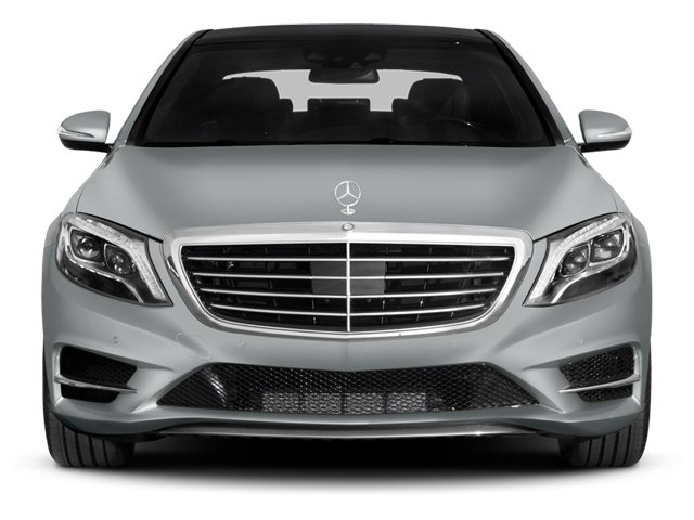 2014 Mercedes-Benz S-Class Prices and Values Sedan 4D S550 AWD front view
