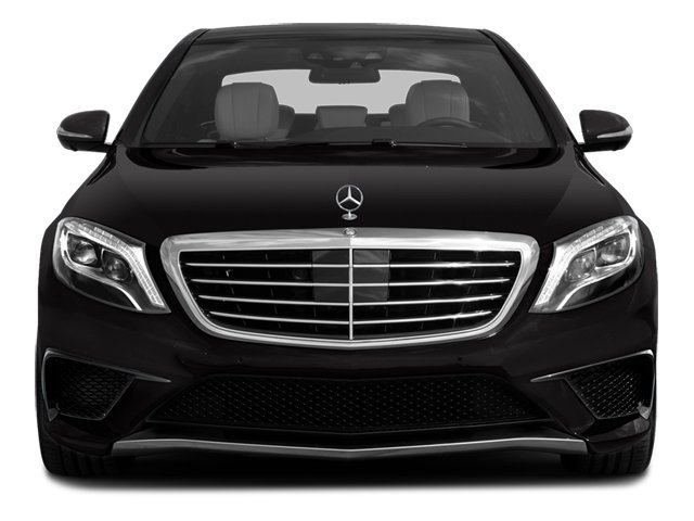 2014 Mercedes-Benz S-Class Pictures S-Class Sedan 4D S63 AMG AWD V8 Turbo photos front view