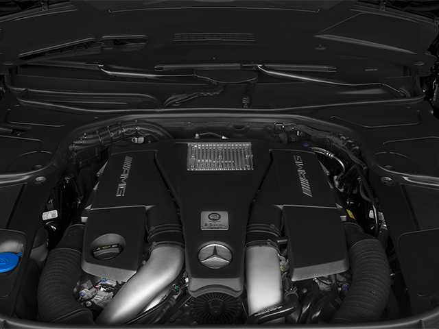 2014 Mercedes-Benz S-Class Pictures S-Class Sedan 4D S63 AMG AWD V8 Turbo photos engine