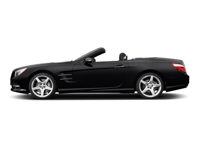 2014 Mercedes-Benz SL-Class Prices and Values Roadster 2D SL550 V8 Turbo side view