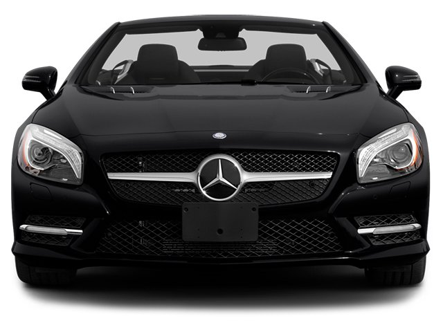 2014 Mercedes-Benz SL-Class Prices and Values Roadster 2D SL550 V8 Turbo front view