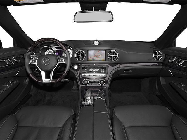 2014 Mercedes-Benz SL-Class Prices and Values Roadster 2D SL550 V8 Turbo full dashboard