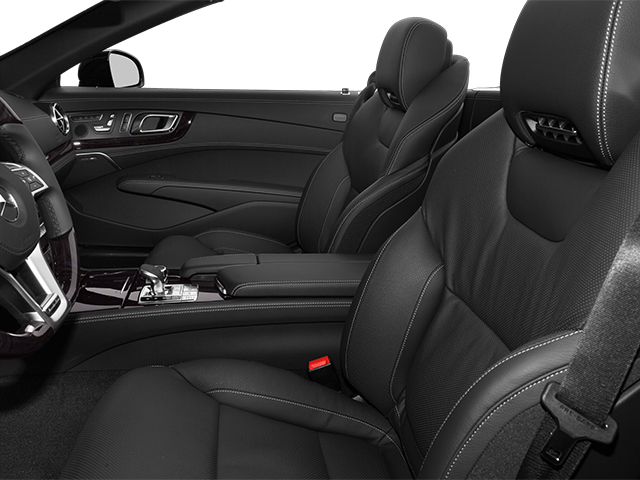 2014 Mercedes-Benz SL-Class Prices and Values Roadster 2D SL550 V8 Turbo front seat interior
