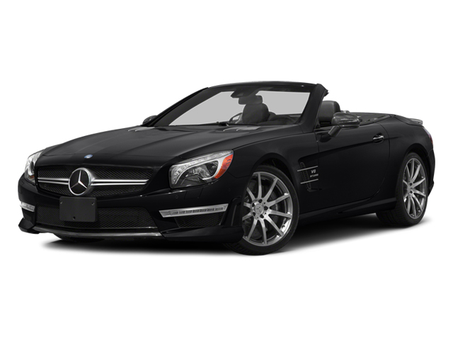 2014 Mercedes-Benz SL-Class Pictures SL-Class Roadster 2D SL63 AMG V8 Turbo photos side front view