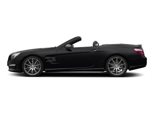 2014 Mercedes-Benz SL-Class Prices and Values Roadster 2D SL63 AMG V8 Turbo side view
