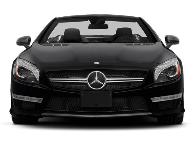 2014 Mercedes-Benz SL-Class Prices and Values Roadster 2D SL63 AMG V8 Turbo front view