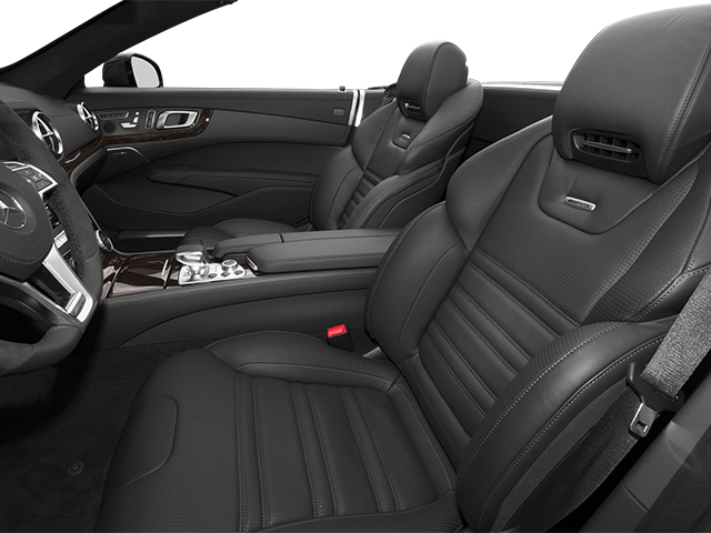 2014 Mercedes-Benz SL-Class Prices and Values Roadster 2D SL63 AMG V8 Turbo front seat interior