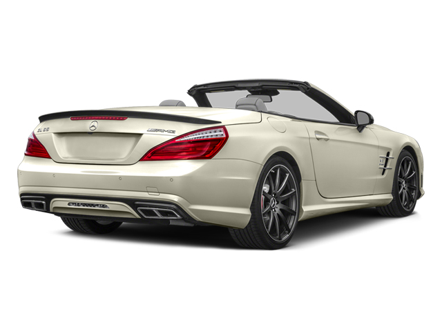 2014 Mercedes-Benz SL-Class Prices and Values 2 Door Roadster side rear view