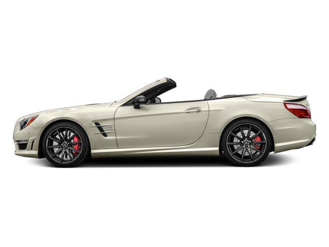 2014 Mercedes-Benz SL-Class Prices and Values 2 Door Roadster side view