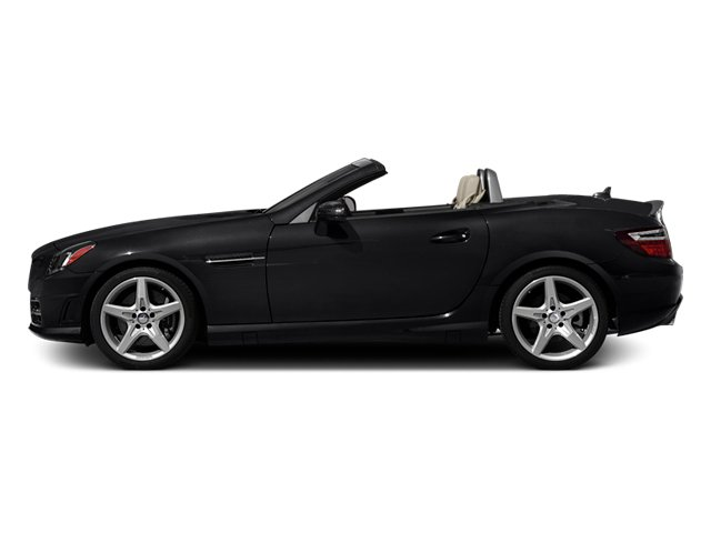 2014 Mercedes-Benz SLK-Class Prices and Values Roadster 2D SLK250 I4 Turbo side view