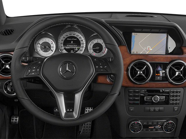 2014 Mercedes-Benz GLK-Class Prices and Values Utility 4D GLK250 BlueTEC AWD I4 driver's dashboard