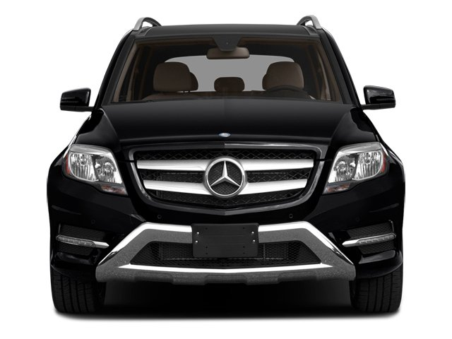 2014 Mercedes-Benz GLK-Class Prices and Values Utility 4D GLK350 2WD V6 front view