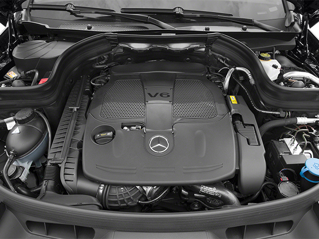 2014 Mercedes-Benz GLK-Class Prices and Values Utility 4D GLK350 2WD V6 engine