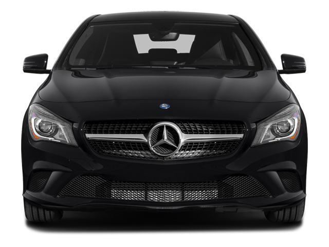 2014 Mercedes-Benz CLA-Class Prices and Values Sedan 4D CLA250 AWD I4 Turbo front view