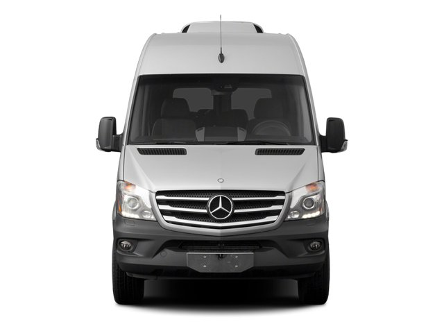 2014 Mercedes-Benz Sprinter Passenger Vans Prices and Values Passenger Van High Roof front view