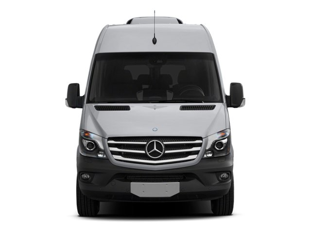 2014 Mercedes-Benz Sprinter Passenger Vans Prices and Values Extended Passenger Van High Roof front view