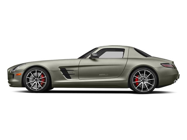 2014 Mercedes-Benz SLS AMG GT Prices and Values 2 Door Coupe side view