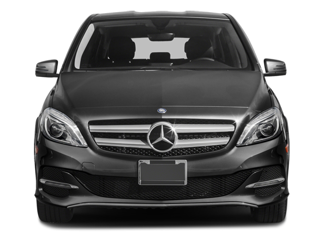 2014 Mercedes-Benz B-Class Pictures B-Class Hatchback 5D Electric Drive photos front view