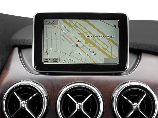 2014 Mercedes-Benz B-Class Prices and Values Hatchback 5D Electric Drive navigation system