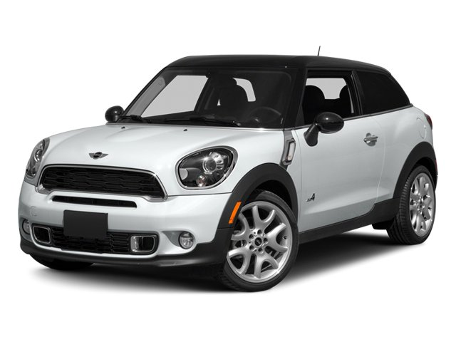 MINI Cooper Paceman Coupe 2014 Coupe 2D Paceman JCW AWD I4 Turbo - Фото 1