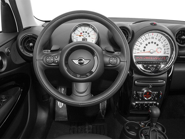 MINI Cooper Paceman Coupe 2014 Coupe 2D Paceman JCW AWD I4 Turbo - Фото 4