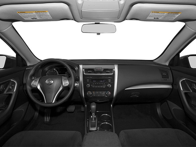 2014 Nissan Altima Prices And Values Sedan 4D S I4 Full Dashboard