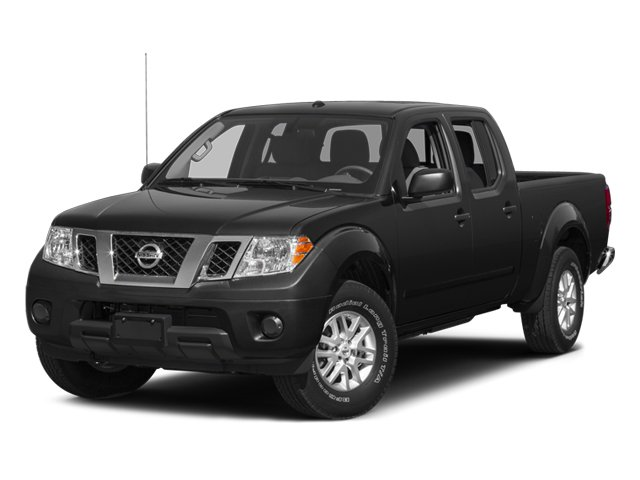 2014 Nissan Frontier Pictures Frontier Crew Cab Desert Runner 2WD photos side front view