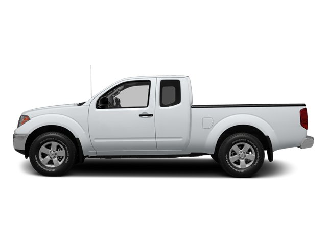 2014 Nissan Frontier Pictures Frontier King Cab SV 2WD photos side view