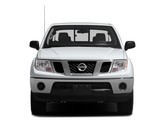 2014 Nissan Frontier Pictures Frontier King Cab SV 2WD photos front view