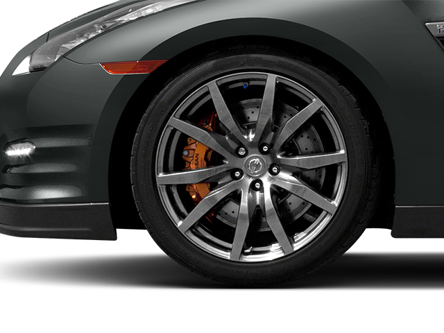 2014 Nissan GT-R Prices and Values Coupe 2D Track Edition AWD V6 Turbo wheel