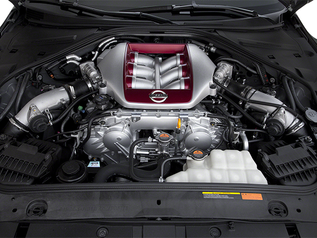 2014 Nissan GT-R Prices and Values Coupe 2D Track Edition AWD V6 Turbo engine