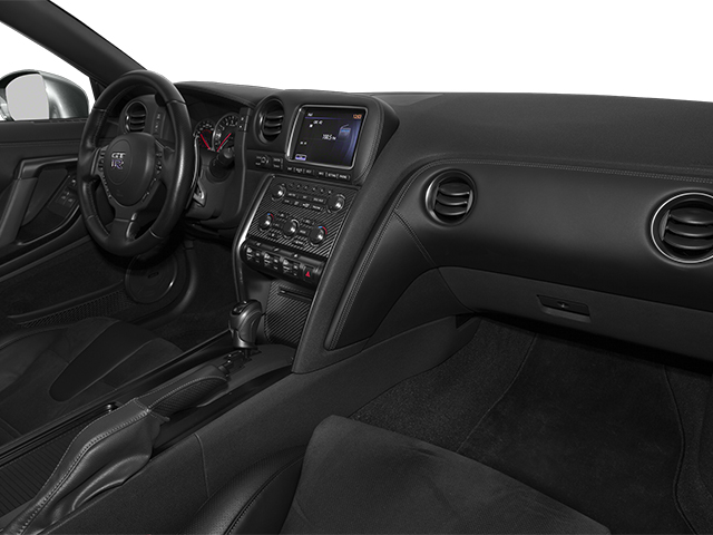 2014 Nissan GT-R Prices and Values Coupe 2D Track Edition AWD V6 Turbo passenger's dashboard
