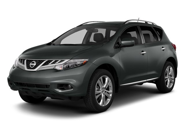 2014 Nissan Murano Pictures Murano Utility 4D LE AWD V6 photos side front view