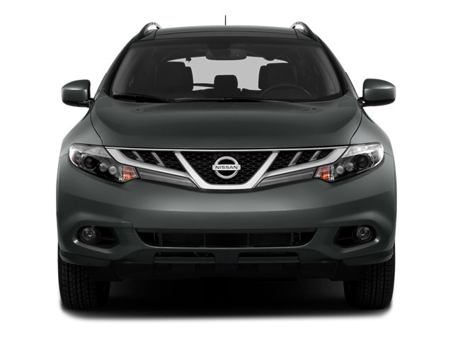 2014 Nissan Murano Pictures Murano Utility 4D LE AWD V6 photos front view
