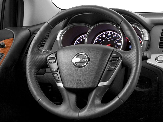2014 Nissan Murano Pictures Murano Utility 4D LE AWD V6 photos driver's dashboard