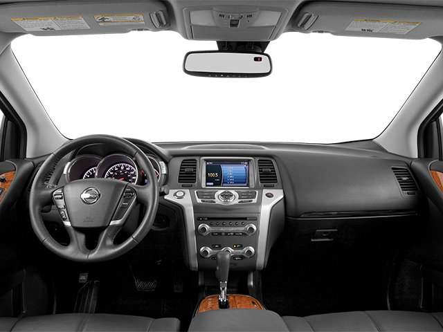 2014 Nissan Murano Pictures Murano Utility 4D LE AWD V6 photos full dashboard