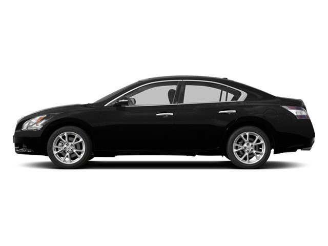 2014 Nissan Maxima Prices and Values Sedan 4D SV V6 side view