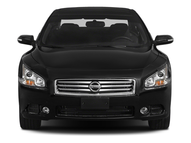 2014 Nissan Maxima Prices and Values Sedan 4D SV V6 front view