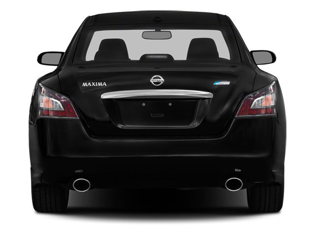 2014 Nissan Maxima Prices and Values Sedan 4D SV V6 rear view
