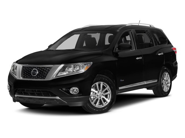 2014 Nissan Pathfinder Prices and Values Utility 4D Platinum 2WD I4 Hybrid