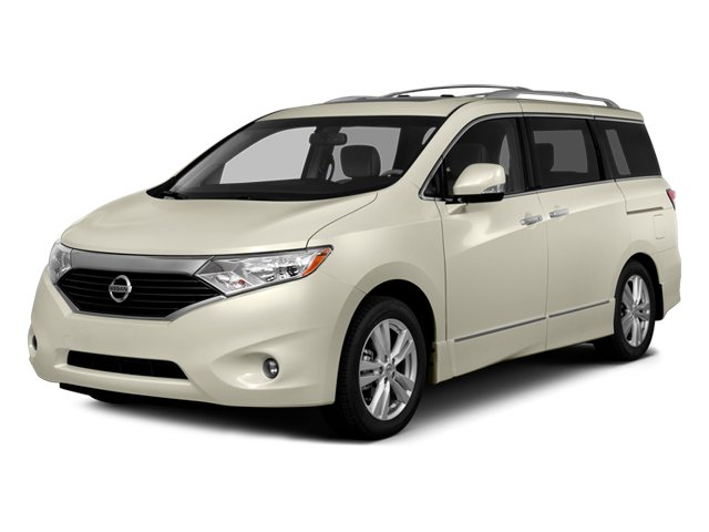 2014 Nissan Quest Prices and Values Van SL 3.5 V6