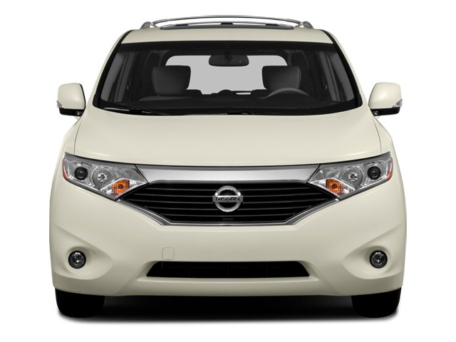 2014 Nissan Quest Prices and Values Van SL 3.5 V6 front view