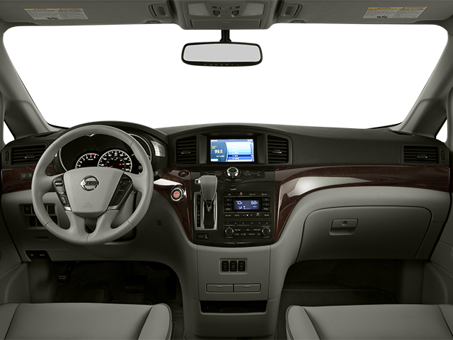 2014 Nissan Quest Prices and Values Van SL 3.5 V6 full dashboard