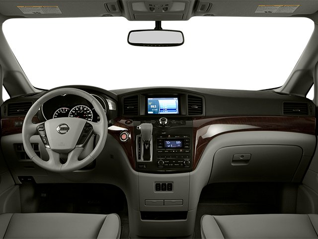 2014 Nissan Quest Pictures Quest Van S 3.5 V6 photos full dashboard